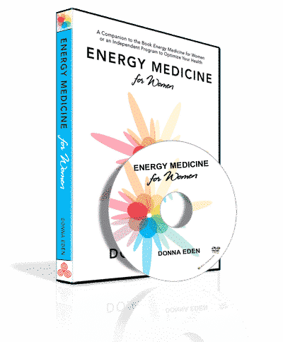 Energy Medicine for Women  (2-DVD set)