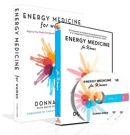 Energy Medicine for Women Introductory Package (Book & DVD set)