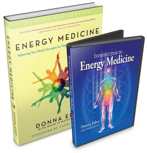Introduction To Energy Medicine Package Book Amp Dvd