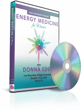 Energy Medicine for Women: 2-Day Advanced Training (3-DVD Set)