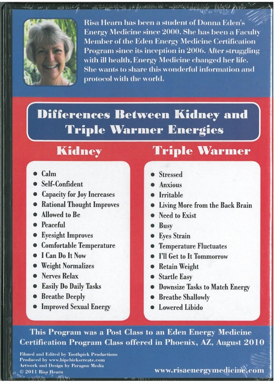Kidney Energy: How to Get Your Groove Back