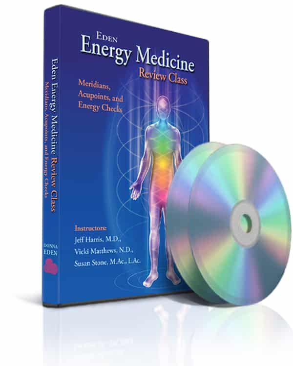 Meridians, Acupoints, and Energy Checks (2-DVD set) - AS IS