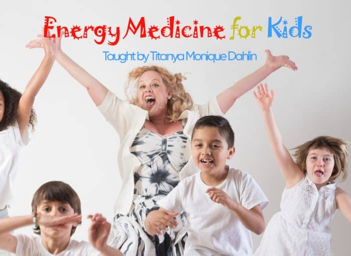 Energy Medicine for Kids